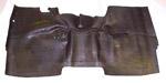 1960-1963 Rubber molded floor mat