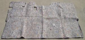 1947-1955 Felt underlay pad