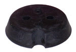 1947-1949 4-hole firewall grommet for cables