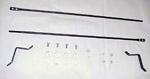 1947-1955 Firewall braces