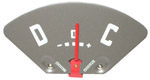 1947-1948 Ammeter gauge