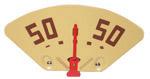 1947-1951 Ammeter gauge