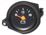 1976-1987 Voltmeter gauge