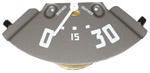 1949-1951 Oil pressure gauge