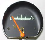 1967-1972 Oil pressure gauge