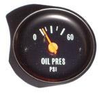1973-1977 Oil pressure gauge