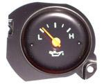 1978-1987 Oil pressure gauge