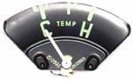 1954-1955 Temperature gauge