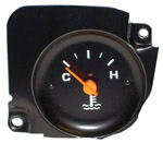 1973-1987 Temperature gauge
