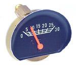 1967-1972 Vacuum gauge
