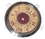 1948-1951 Gauge cluster