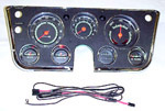 1967-1968 Gauge cluster with tachometer