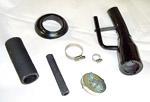 1949-1955 Gas tank filler neck kit