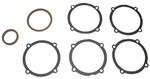 1934-1954 Universal joint housing and bell gaskets