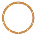 1946-1955 Rear axle housing cover gasket