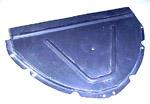 1941-1946 Grille upper radiator filler panel