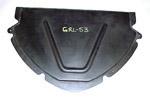 1939-1940 Grille upper radiator filler panel