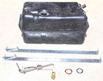 1969-1972 <B>Gas tank kit</B>