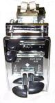 1955-1959 Deluxe heater control