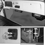 1964-1966 A/C and heater system with defroster