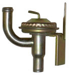 1970-1972 Heater valve with bracket