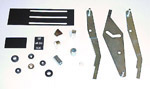 1967-1972  Heater control rebuild kit