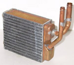 1960-1963 Heater core