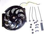 1947-1966 Radiator single fan assembly