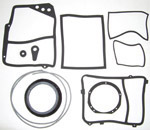 1967-1972 Heater and A/C gasket kit (includes HAC-61)