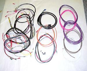 1950-1952 Wiring harness