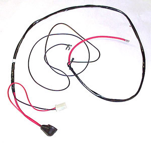 1954-1955 Alternator conversion wiring harness