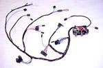 1964-1965 Main Under Dash wiring harness
