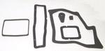 1963-1966 Heater gasket kit