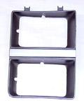 1983-1984 Headlight bezel