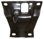1962-1966 Hood latch panel