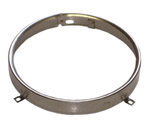 1958-1961 Headlight sealed beam retainer rim