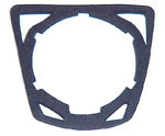 1967-1972 Horn button cap gasket