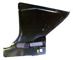 1973-1991 Inner cowl/footwell panel
