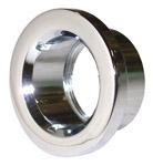 1967 Ignition bezel chrome ring