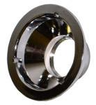 1968-1972 Ignition bezel chrome ring