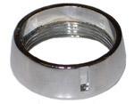 1962-1966 Ignition bezel chrome ring
