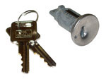 1967-1972 Ignition lock cylinder only