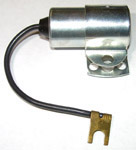 1962-1963 Condenser