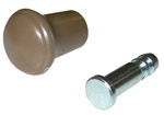 1940-1946 Side window crank knob