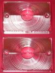 1954-1955 Parklight lenses