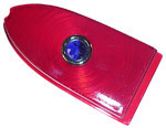 1955-1958 Taillight lens