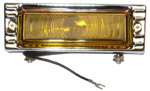 1947-1953 Parklight assembly