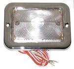 1954-1955 Parklight/signal lamp assembly