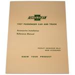 1957 Accessory installation manual