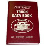 1947-1953 Salesman data book